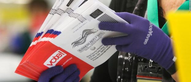 Federal judge rules in favor of mail-in ballots in Texas, says 'lack of immunity' for COVID-19 a physical condition