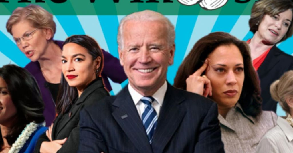 Biden & The Squad: Progressive Reality Show Pilot Getting Off To Rocky Start As Dems Bicker