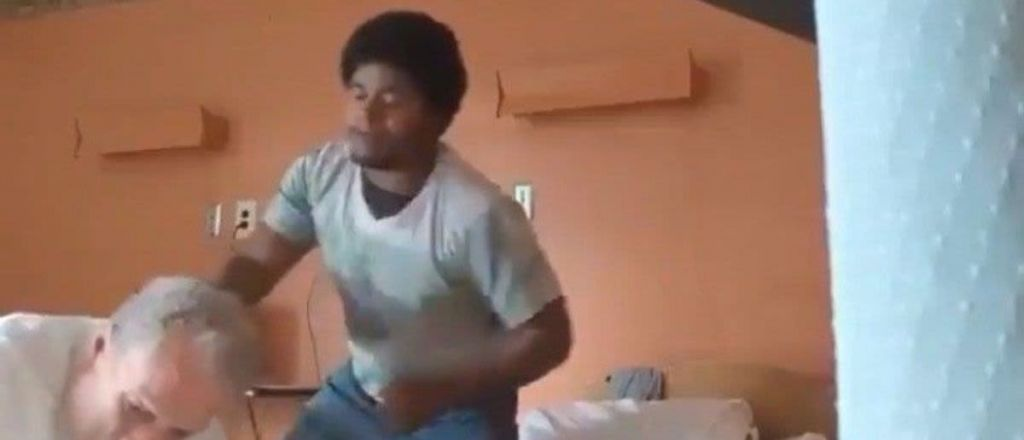 """Nursing Home Abuser Made Video Asserting """"Black People are Supposed to Rule the Earth"""""""