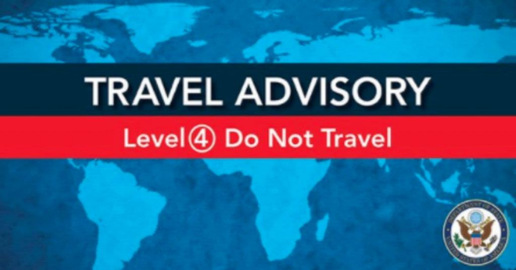 CDC Relaxes Travel Restrictions To 120 Countries, Clamps Down On 1