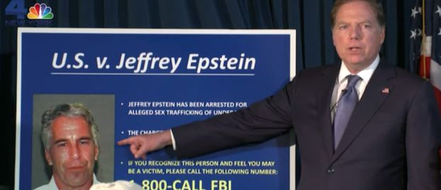 Feds: Guess what we found at Epstein's Manhattan mansion?