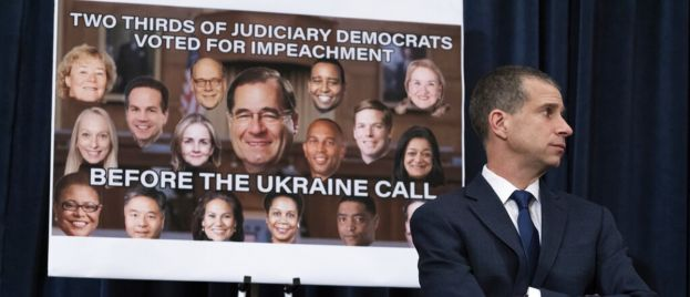 GOP Judiciary members say Democrats never provided evidence to support impeachment charges