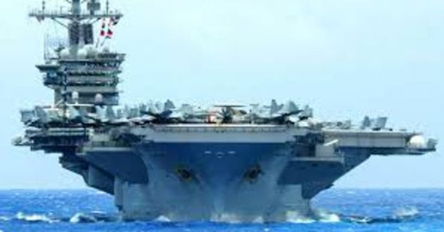 Watch: Tensions Rising In Persian Gulf As Iran Threatens Trump, USS Carrier Ordered To Stay