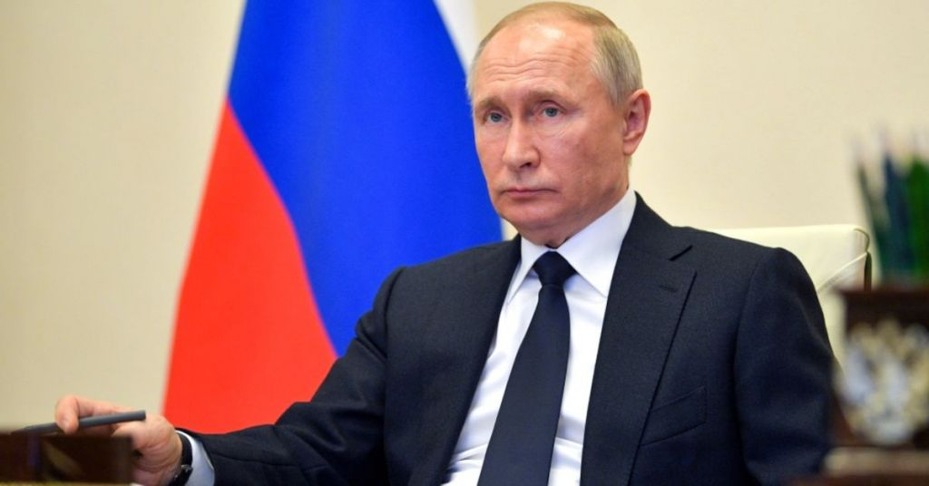 Quarantined Putin Putting The Fear Of War In The Eyes Of Ukraine