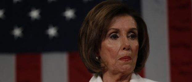 Pelosi Violates Protocol By Refusing To Announce Trump Properly at SOTU; Rips Up Speech