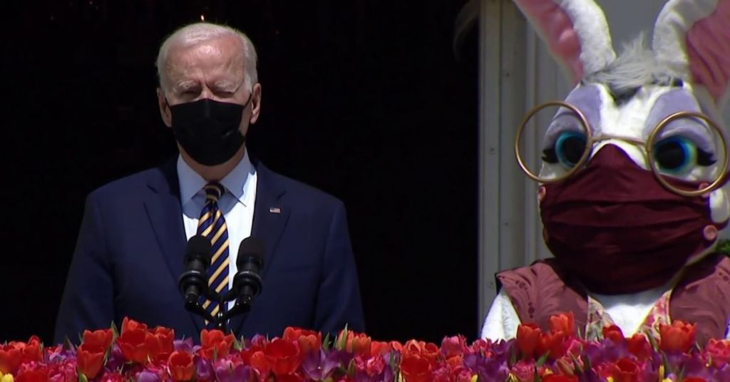 Watch: How Can Biden Talk About Easter Without Mentioning Jesus Even Once?