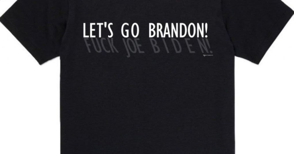 Watch: Can The Business Of 'Let's Go Brandon' Save The Economy?