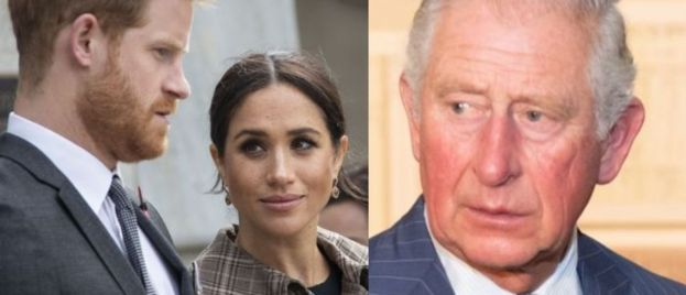 Meghan Markle bans Prince Harry from visiting Prince Charles after he tests positive for coronavirus