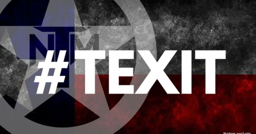 Texit: Texans Motivated To Secede From U.S. Are Getting A Boost This Week From Power Failures
