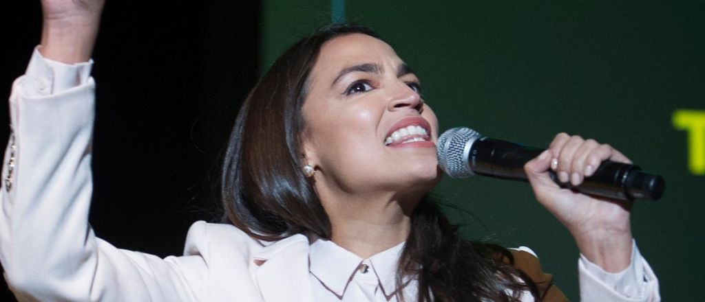 AOC-aligned group targets incumbent Dems who crossed influential freshmen ripping apart the party