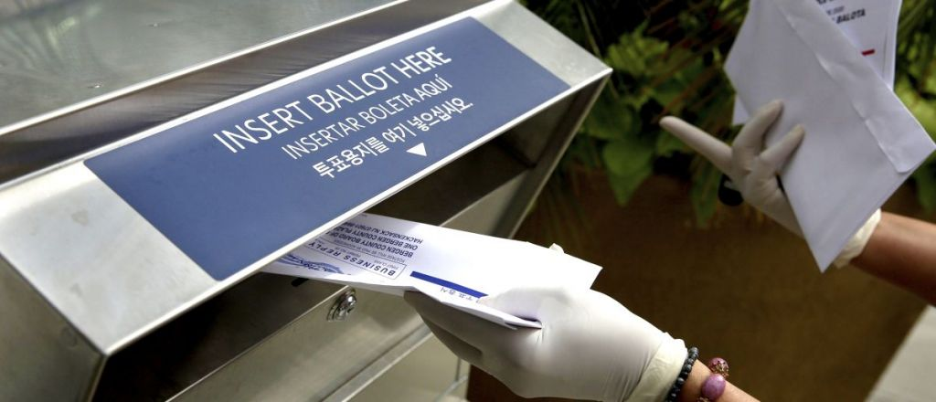 Mail-In-Voting Disaster Continues After Another 50,000 Swing State Ballots 'Fake'
