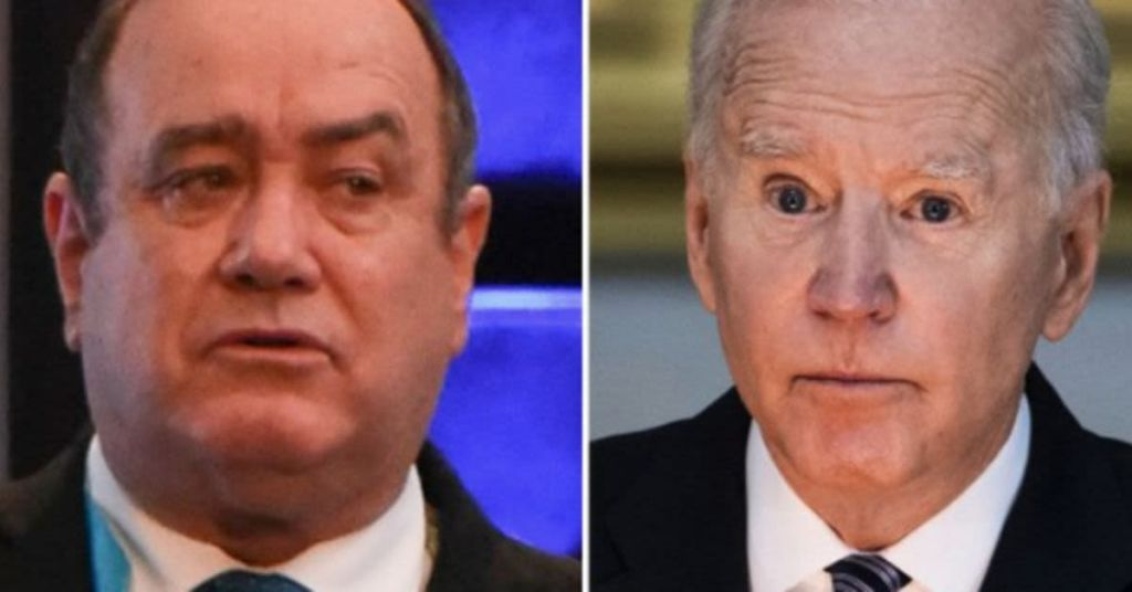 Guatemalan President Blames Biden For Border Crisis - Here Is Why -- (Video)