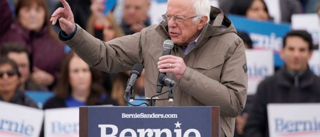 Jewish leaders say they're in 'fight' against Bernie Sanders at AIPAC