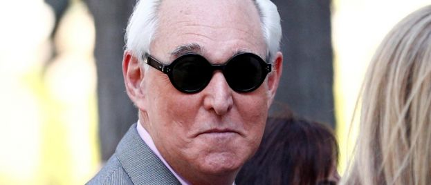 Trump Labels Roger Stone's Recommended Sentence a 'Miscarriage of Justice,' Hints at Possible Pardon