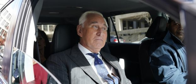 Roger Stone Requests A New Trial, Citing Revelations About Anti-Trump Juror
