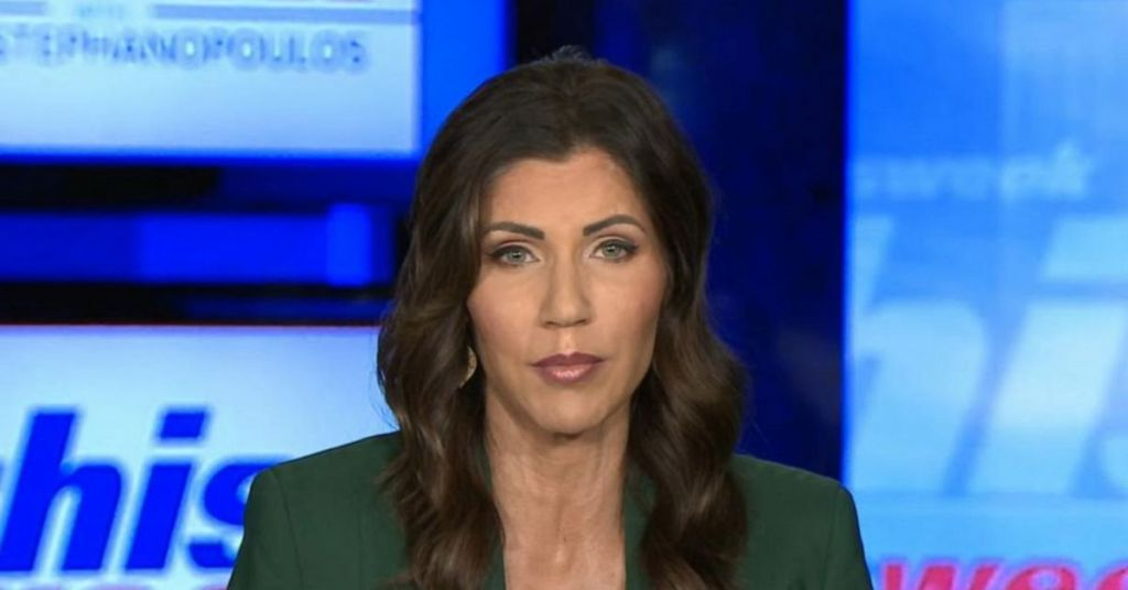 Kristi Noem Calls Out 'Dr. Wrong Again' Fauci & Slo-Jo In Appeal To Conservatives - (Video)