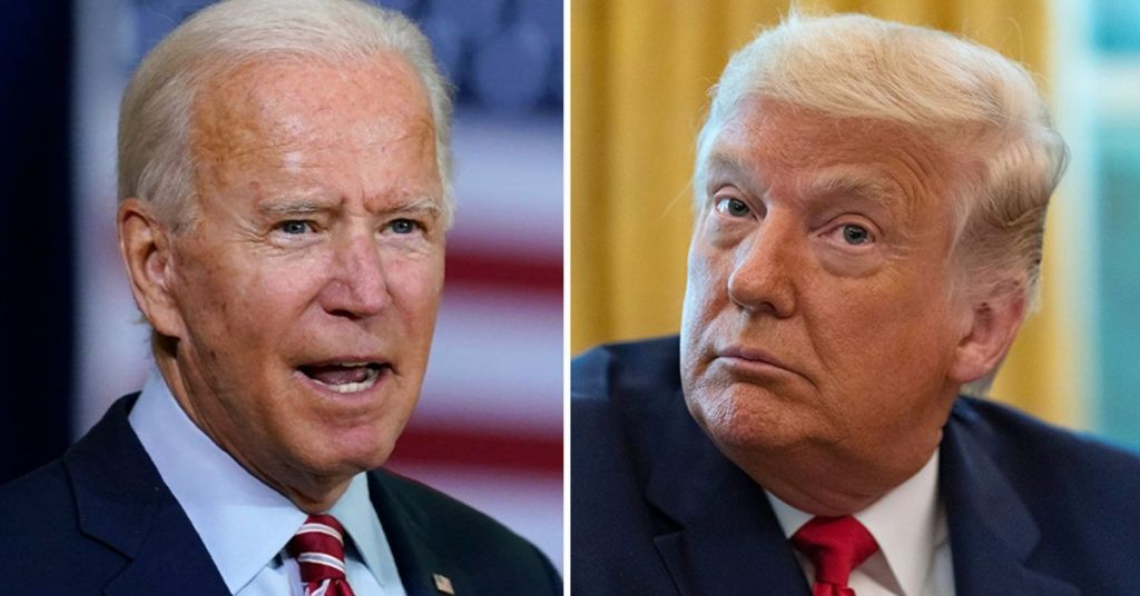 Biden Still Blaming Trump For Things That Are Happening Now, Under His Watch
