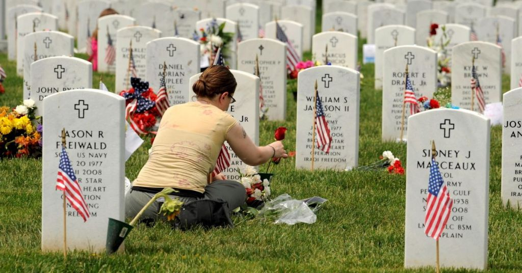 Veterans Only Have One Request From Biden For Memorial Day