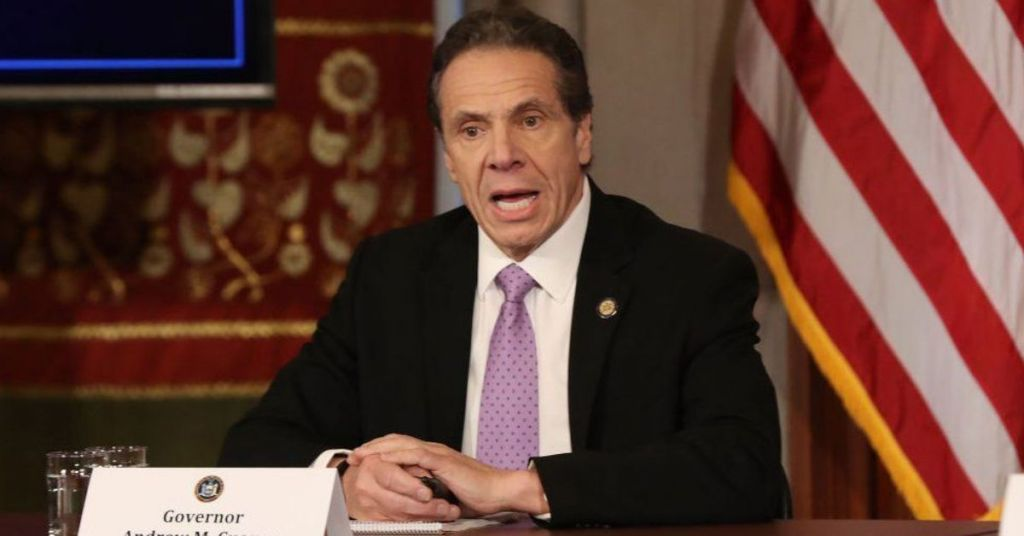 The Countdown To Cuomo's Demise Is Almost Complete As His 'Friends' All Abandoning Him