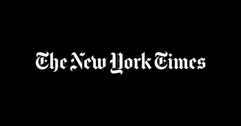 Desperate New York Times Is Still Fixated On Trump & Making Stories Up For Headlines