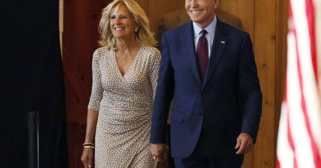 Will Jill Biden Be More Active Than Just Propping Up Joe And Glossing Over His Obvious Frailty?