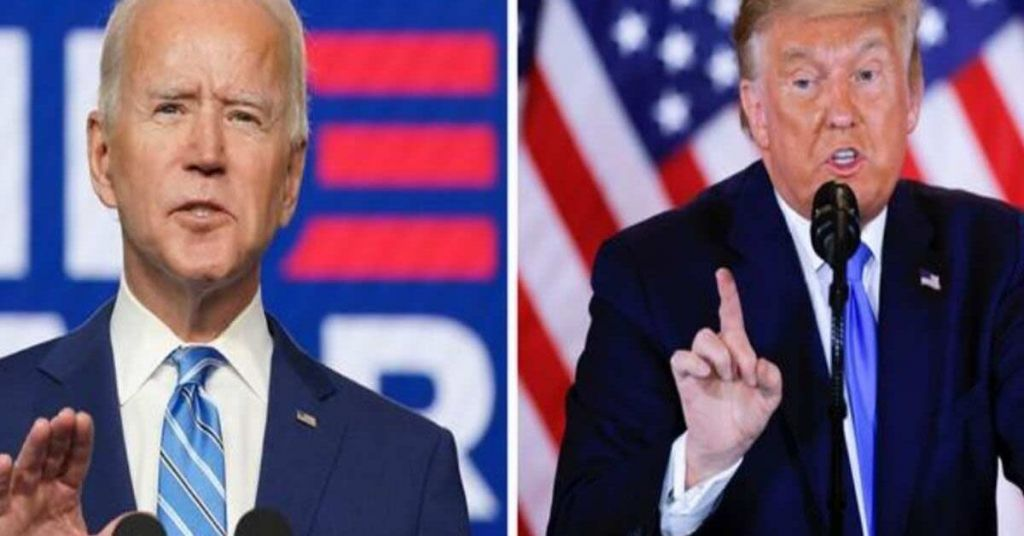 Singled Out: Biden Playing Games, Trying To Create Optics Of Trump As 'Enemy Of The State'