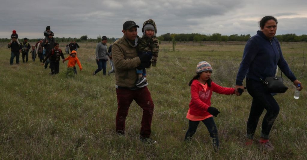 Migrants Admit To Why They Didn't Cross The Border With Trump