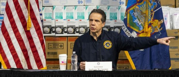 Cuomo: Travel Restrictions On New York Are 'Federal Act Of War'