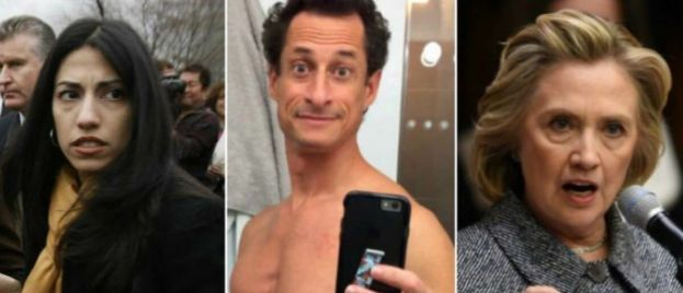Revealed: FBI Never Searched Pervert Weiner's Laptop Until After the 2016 Election – Weiner's iPad and iPhone Are Now Missing!