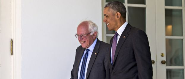 Obama Considering Intervening In 2020 Race To Give Thoughts On Bernie Sanders, Report Says