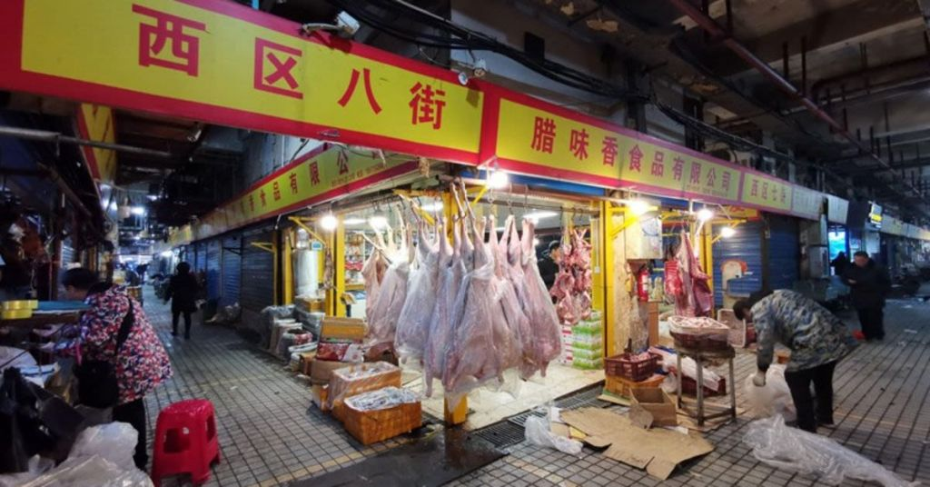 Investigation Into 'Wuhan Wet Market' Finds China Lied About Its Role