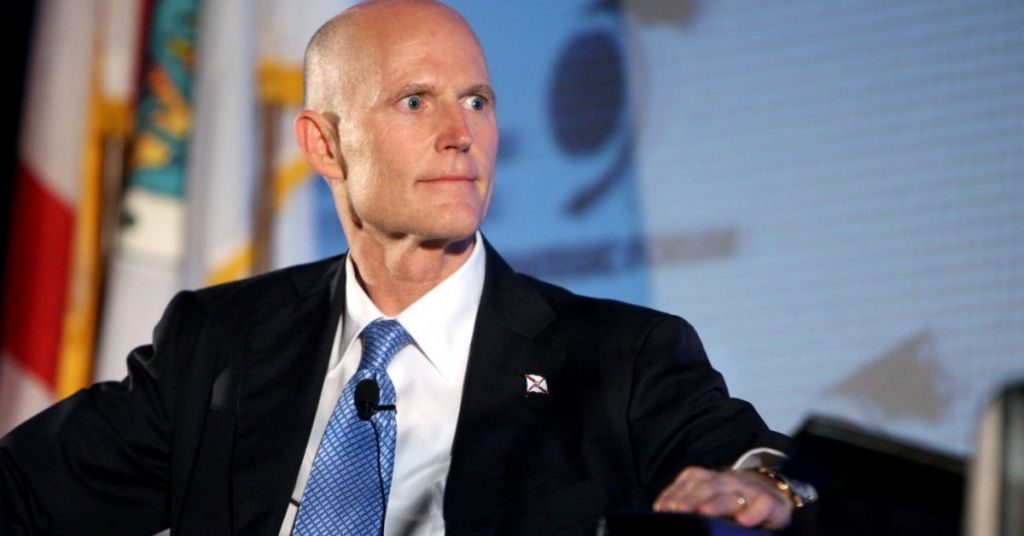 Split: When They Wonder Why The GOP Died, It Will Point Back To What Rick Scott Said