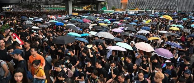 Massive Protest Breaks Out in China's Hubei Province, Ground Zero for the Coronavirus