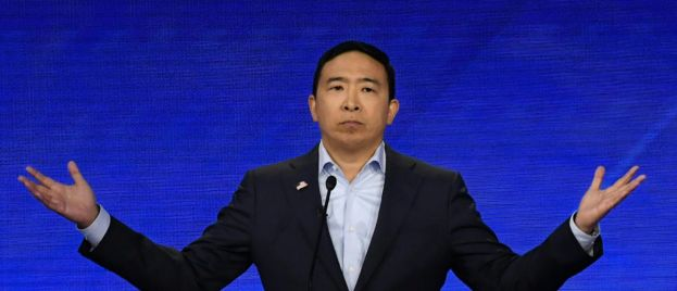 Andrew Yang's campaign could be in big trouble with the announcement of his giveaway at last night's debate