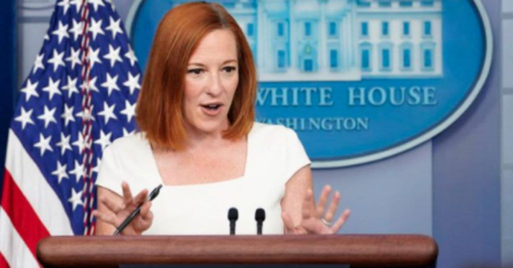 Watch Psaki Squirm While Trying To Hide Truth About Hunter Art Sales