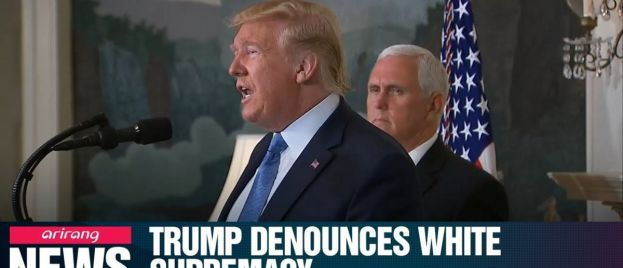 Watch: Trump Releases Video With 38 Times He Condemned White Supremacy