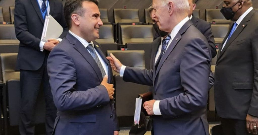 Biden Family Business: See How Biden Is Turning A Blind Eye To Human Rights In North Macedonia