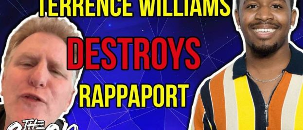 WATCH: Comedian Terrence Williams DESTROYS Washed Up Actor Michael Rappaport For Attacking 14-Year-Old Barron Trump