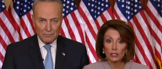 It's Not Over! Schumer And Pelosi Have Temper Tantrum After Mueller Finds No Collusion