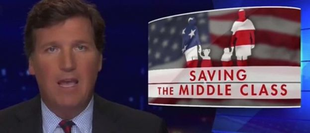 Tucker Carlson Warns: Middle Class Could Soon Be Wiped Out by Economic Shutdown