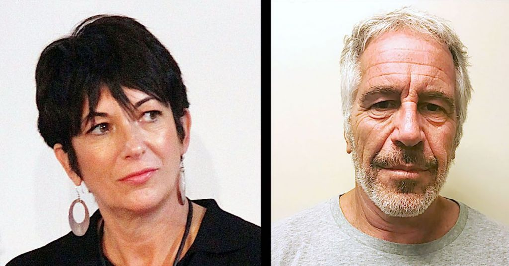 Pervert: Ghislaine Not Only Brought Epstein Teenage 'Girls', She Did This To Them