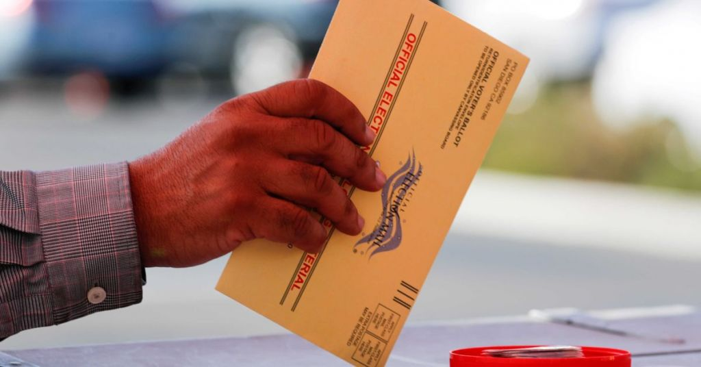 Why Is Mail-In--Voting So Dangerous To America's Election Integrity? Look At Nevada