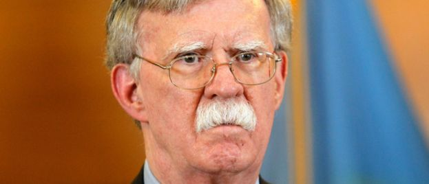 "John Bolton Teases Coming ""Backstory"" In Cryptic Tweet"