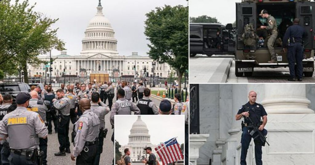 Dems Wasted A Lot Of Money & Manpower At Yesterday's DC Rally - (Video)