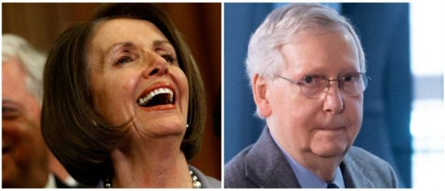 GOP Caves To Pelosi, Unanimously Vote To Give $350 Million To Refugees, Migrants | Pelosi Takes Credit For Bill