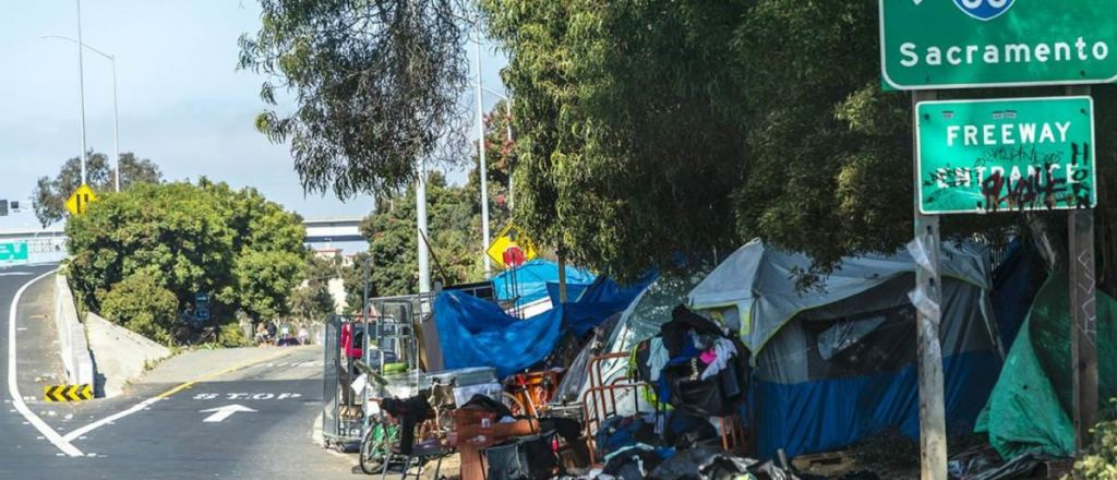 California Water Infected With Increasing Fecal Bacteria As Democrats Allow Homeless Crisis to Worsen