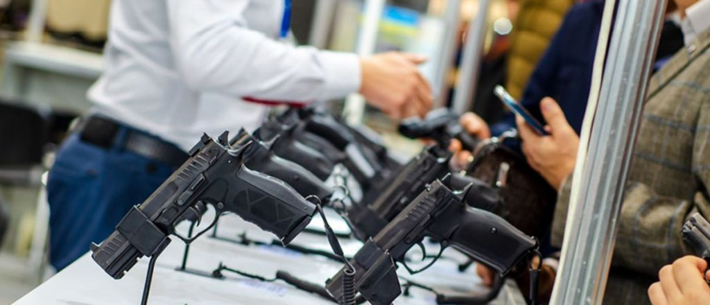 Election 2020 - Impact: Gun Sales Soar As Nation Prepares For Post Election Unrest