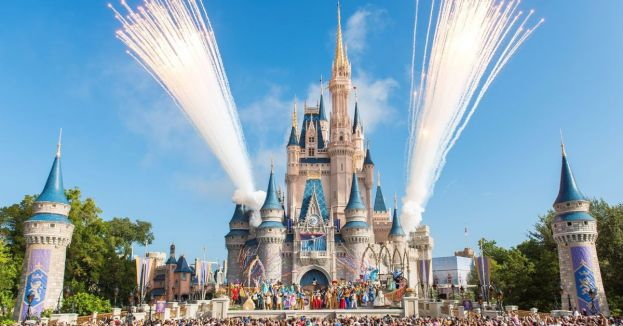 Does Disney's Employee Learning Curriculum Pose A National Security Threat?