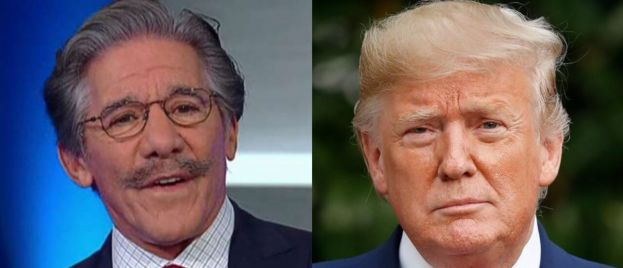 Trump tells Geraldo he sent Giuliani to Ukraine, 'not' sorry for it