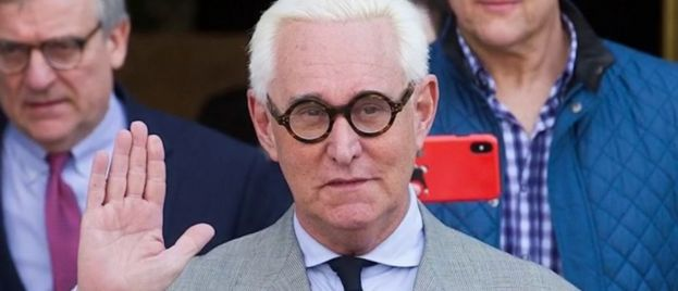 Trump taunts Roger Stone prosecutors who 'cut and ran' from case